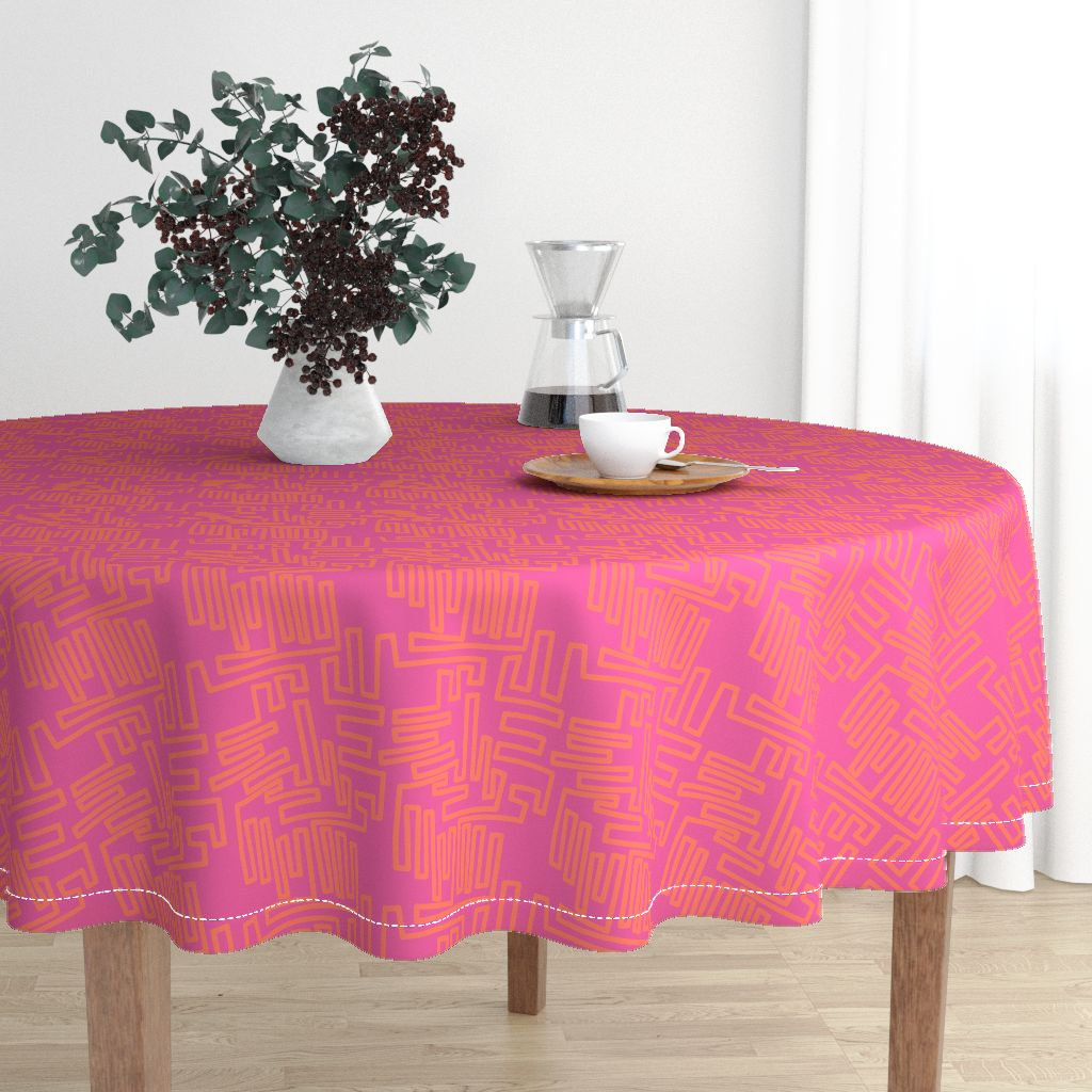 meandering line cw1 malay tablecloth