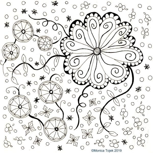 staedtler pen drawing
