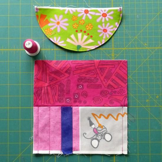 swatch purse day 3 flap pocket