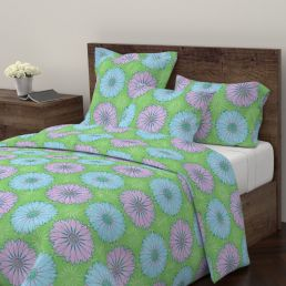 Roostery duvet cover