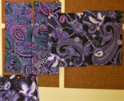 very paisley tote liner sides main panels and extra