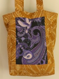 very paisley tote finished 3