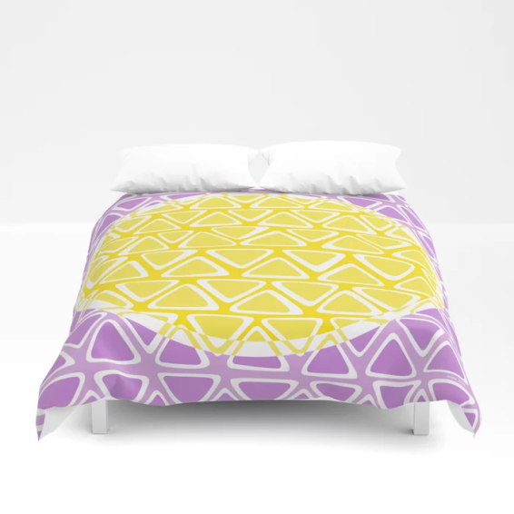 dot 11 duvet cover