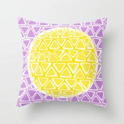 dot 11 throw pillow