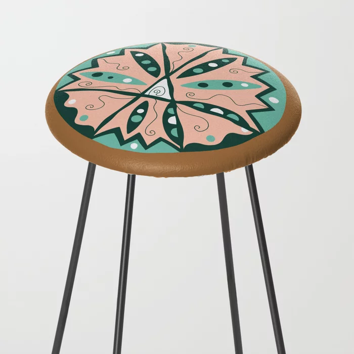 Dot 15 counter stool